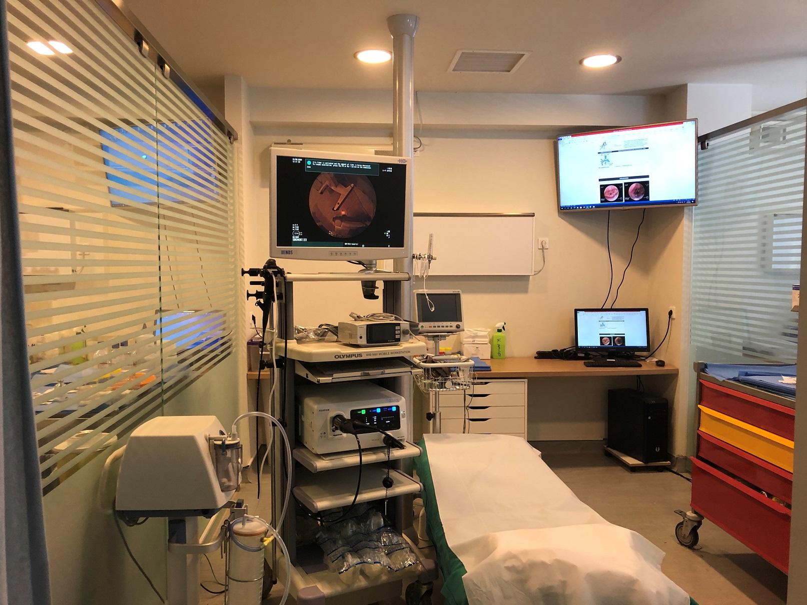 Δωρεά ιατρικού εξοπλισμού από το Ίδρυμα Ευγενίδου στην 7η Πνευμονολογική Κλινική του Νοσοκομείου «Η ΣΩΤΗΡΙΑ»