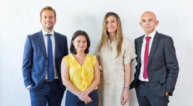 Τα νέα στελέχη της Sunlight που πλαισιώνουν τη νέα οργανωτική δομή της εταιρείας