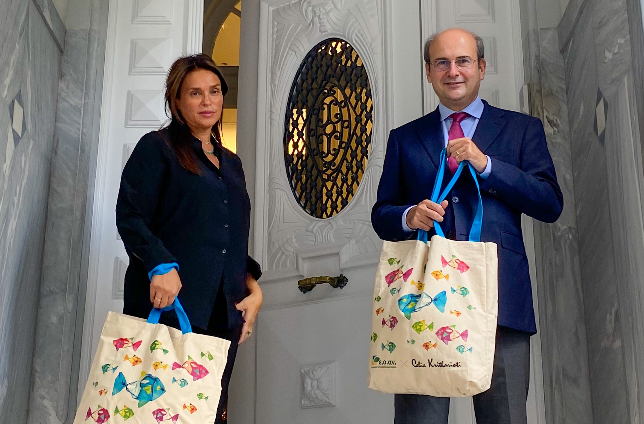4 δράσεις για να επιστρέψουν στους πολίτες τα χρήματα από το τέλος πλαστικής σακούλας