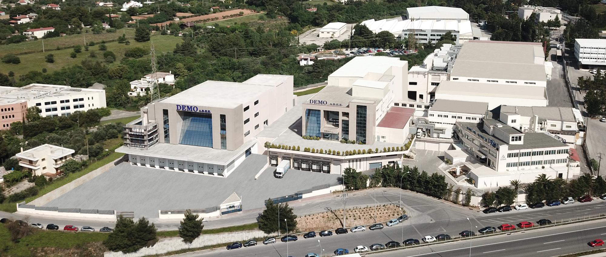 Τη φαρμακοβιομηχανία DEMO ABEE πιστοποίησε με ISO 14001:2015 και ISO 45001:2018 η TÜV HELLAS