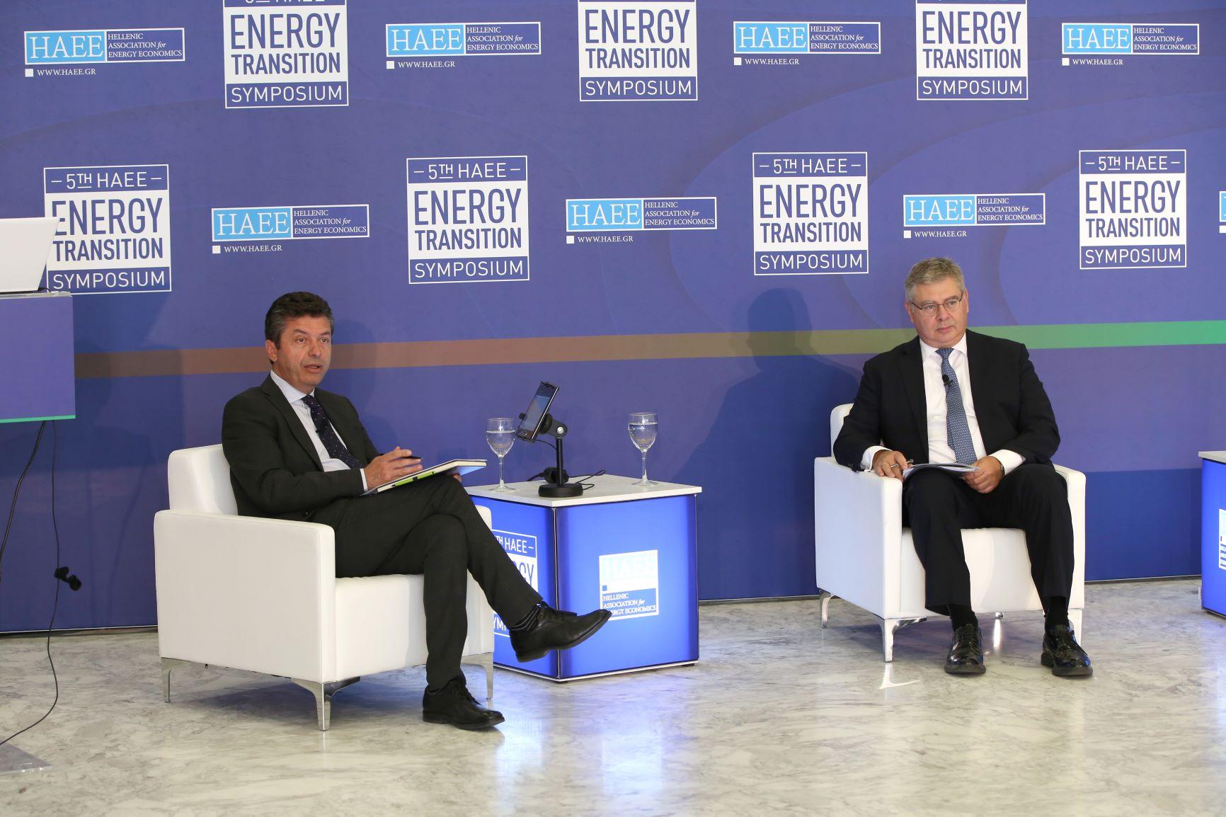 Συμμετοχή του CEO της ΕΛΠΕ κ. Ανδρέα Σιάμισιη στο «5th HAEE Energy Transition Symposium»