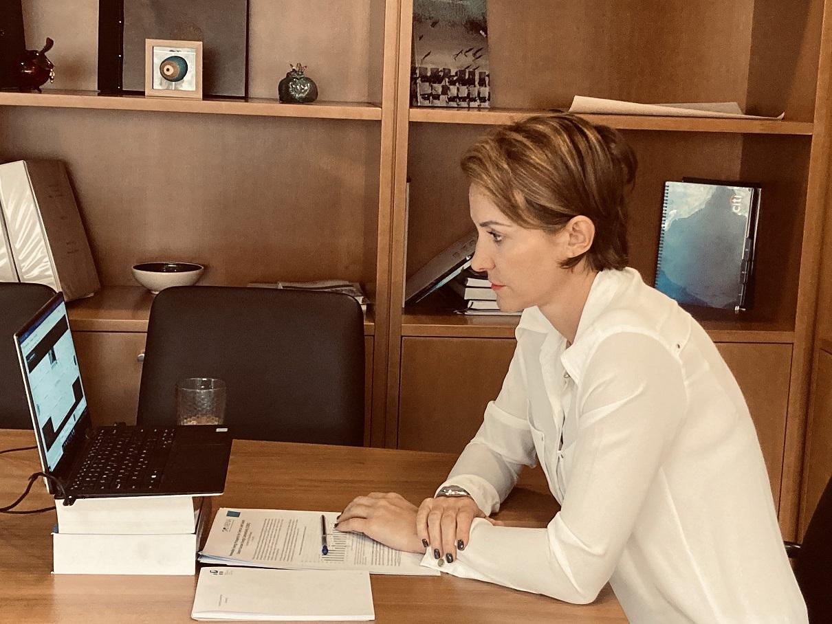 Αλ. Σδούκου: Μεγάλα οφέλη από την ανάπτυξη και διασύνδεση των αγορών ενέργειας της Κεντρικής και Noτιοανατολικής Ευρώπης