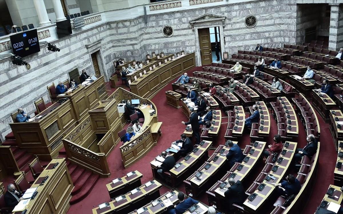 Βουλή: Ψηφίστηκε η τροπολογία για τις ιδιωτικοποιήσεις ΛΑΡΚΟ, ΔΕΠΑ Υποδομών, ΔΕΔΔΗΕ