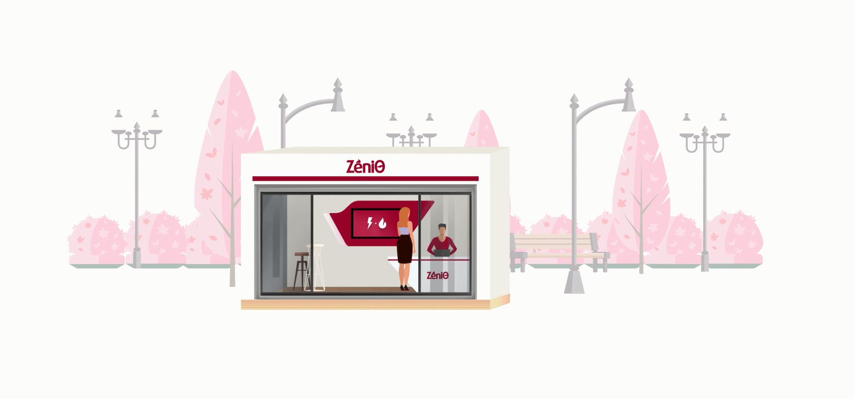 Άμεση εξυπηρέτηση χωρίς αναμονή με το νέο ZeniΘ e-ticket app!