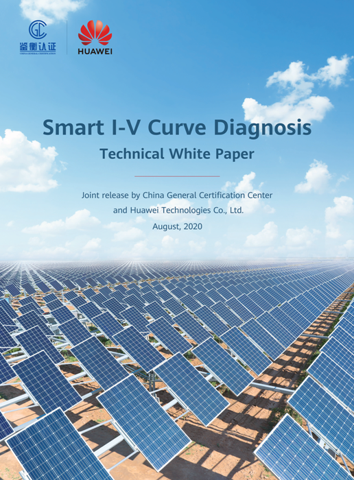 Huawei Technical White Paper: Smart I-V Curve Diagnosis
