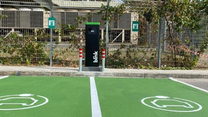 Νέες θέσεις φόρτισης ηλεκτροκίνητων αυτοκινήτων στο ΟΑΚΑ