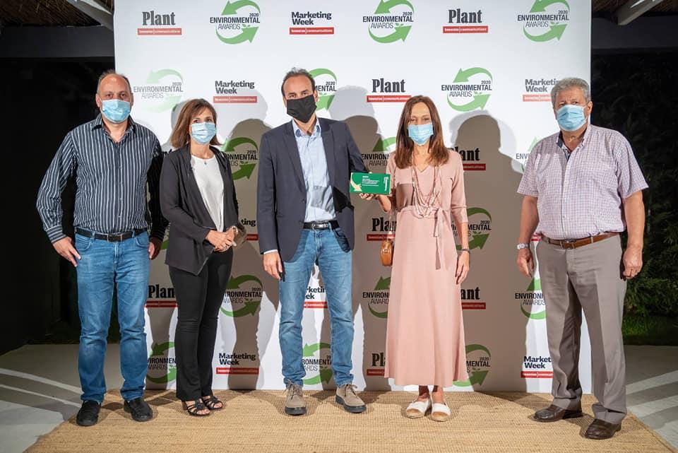 Βραβείο Περιβάλλοντος στον Δήμο Γλυφάδας