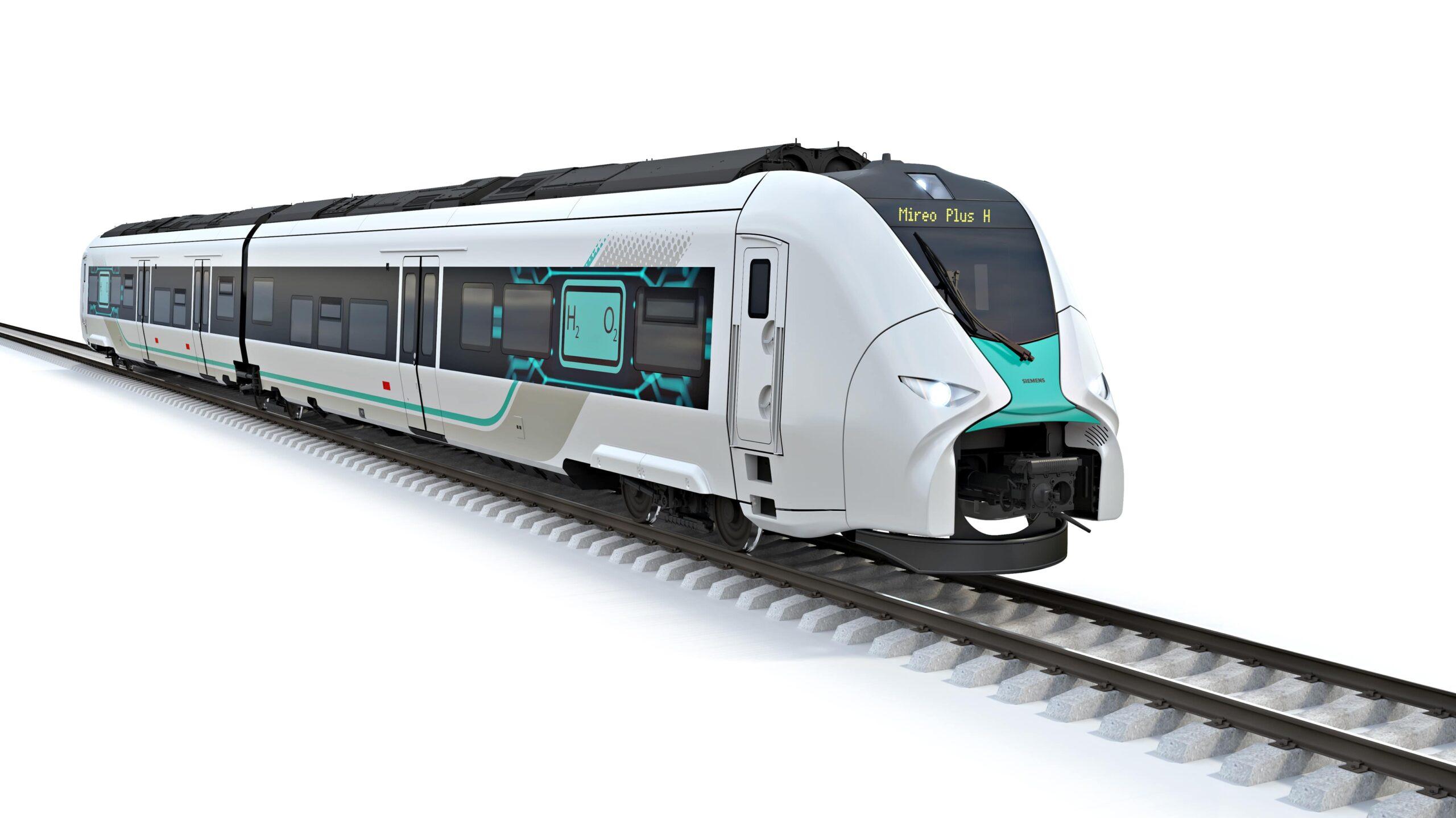 Η Siemens Energy και η Siemens Mobility προωθούν από κοινού την ανάπτυξη συγκοινωνιών υδρογόνου