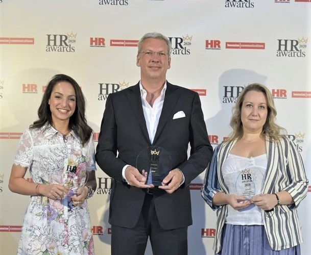 Η Siemens Ελλάδος απέσπασε 3 βραβεία στα φετινά HR Awards