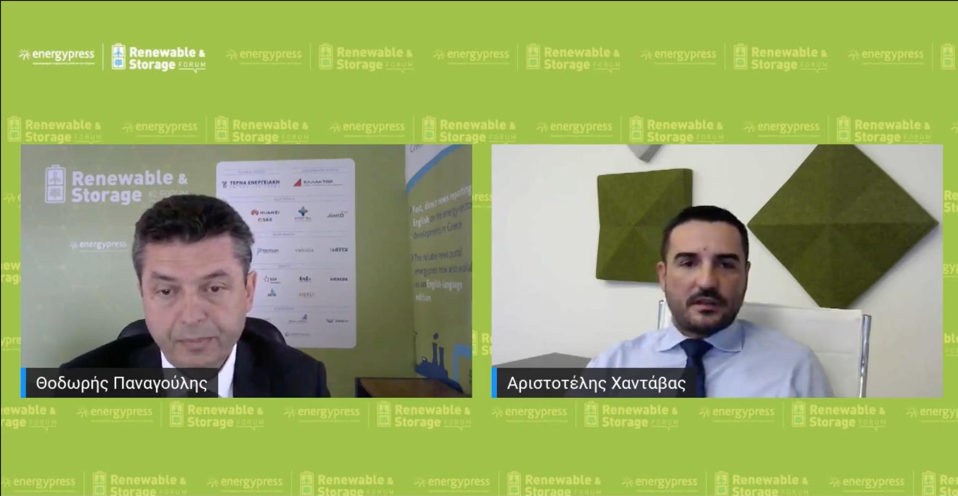 Α. Χαντάβας: Η Ελλάδα μπορεί υπό προϋποθέσεις να εξελιχθεί σε σημαντική ενεργειακή αγορά