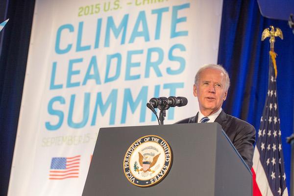 Τι σημαίνει η νίκη Μπάιντεν για τη μάχη απέναντι στην κλιματική αλλαγή