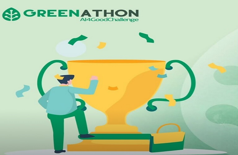 Βραβεία καινοτομίας Greenathon   AI4good Challenge