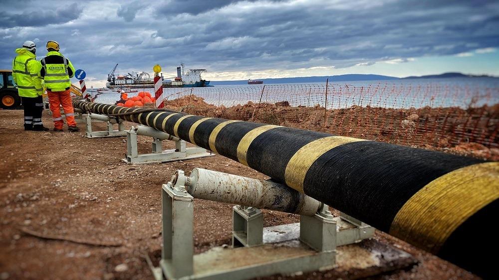 Ολοκληρώθηκαν οι εργασίες πόντισης του καλωδίου Κρήτης-Πελοποννήσου