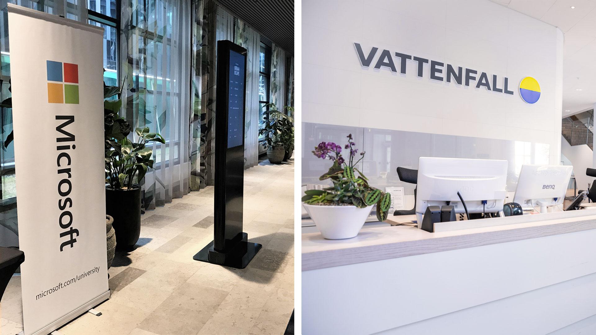 Ενισχύουν τη συνεργασία τους ως ενεργειακοί εταίροι Vattenfall και Microsoft