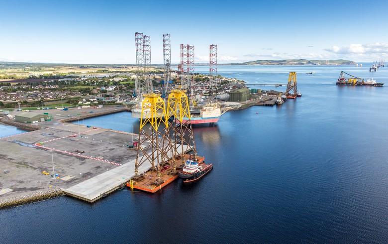 Συμφωνία για αιολικό πάρκο σε λιμάνι της Σκωτίας