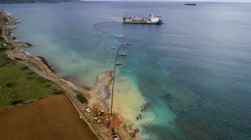 Ολοκληρώθηκε το πρώτο μέρος της ηλεκτρικής διασύνδεσης Κρήτης-Πελοποννήσου