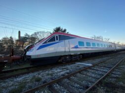 Pendolino on its way to Greece