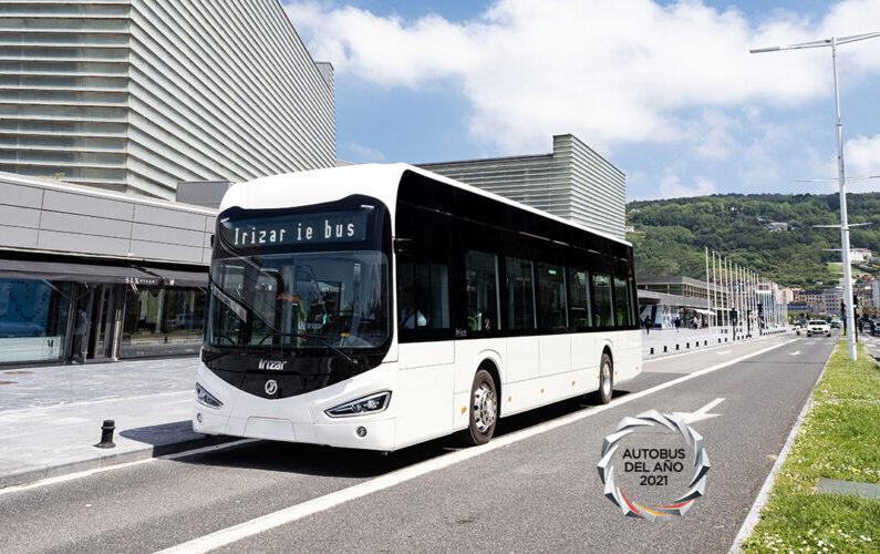 Το ηλεκτρικό Irizar ie… λεωφορείο της χρονιάς