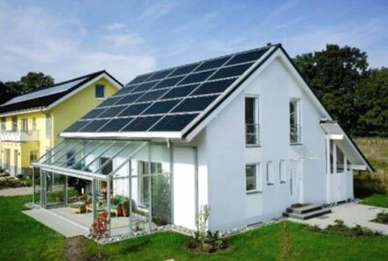 Πλακάκια οροφής με ενσωματωμένα… φωτοβολταϊκά!