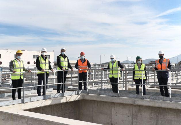 ΕΥΔΑΠ: Νέο Κέντρο Επεξεργασίας Λυμάτων στην Ανατολική Αττική