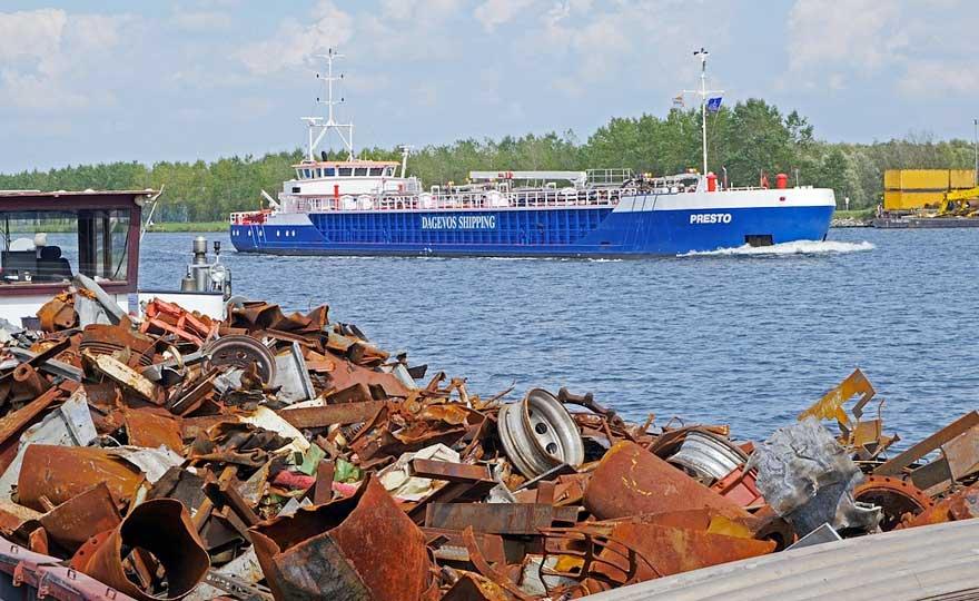ΕΒΕΠ: Δράσεις για την ανακύκλωση πλοίων στην Ελλάδα