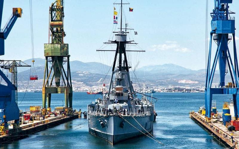Pyletech για ναυπηγεία Σκαραμαγκά: Ζητά να επαναπροκηρυχθεί ο διαγωνισμός