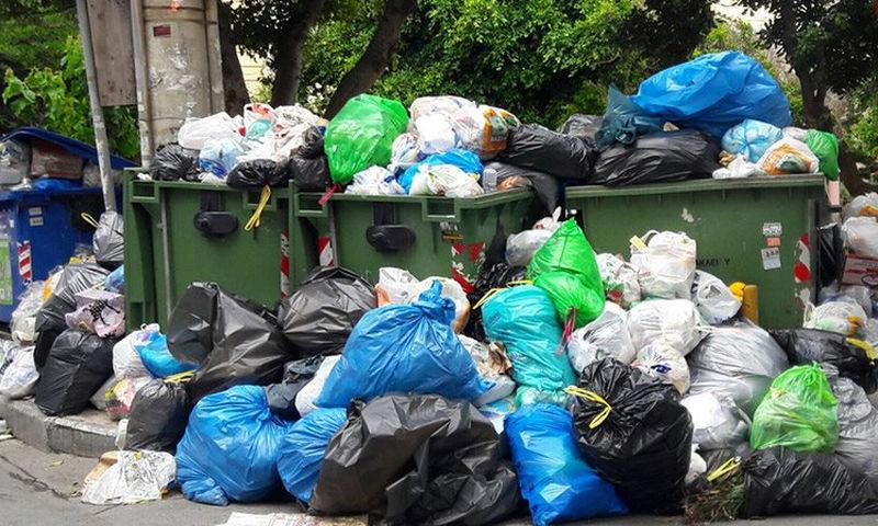 Μισός τόνος αστικών αποβλήτων παράγονται ανά άτομο στην ΕΕ