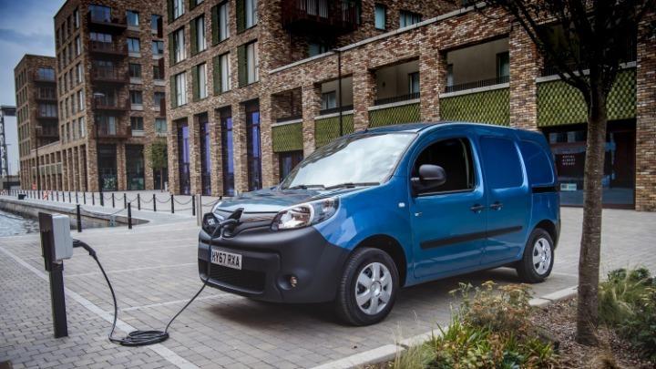 Ηλεκτροκίνηση: Προτεραιότητα ο εξηλεκτρισμός των επαγγελματικών οχημάτων