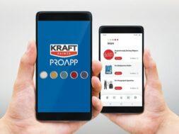 Kraft-Pro-App
