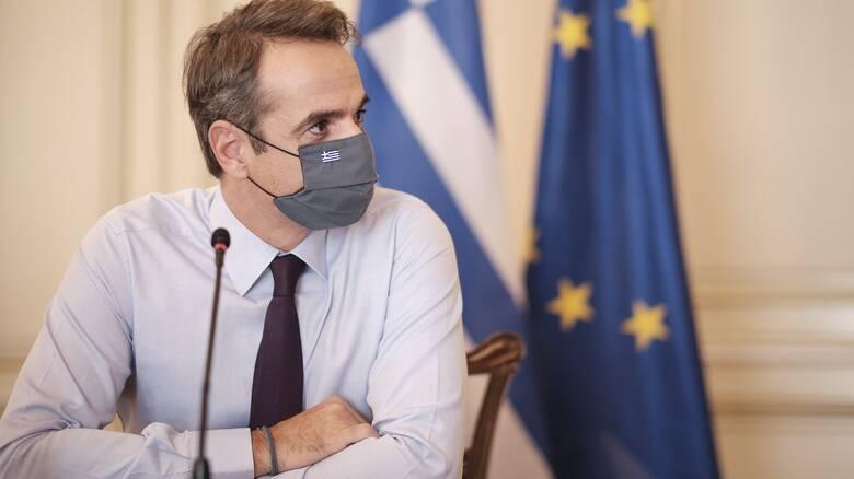 Μητσοτάκης: Υπογραφή συμβάσεων 875 εκατ. ευρώ από την ΕΤΕπ για «πράσινες» πρωτοβουλίες