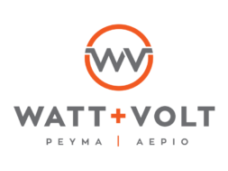 WATT+VOLT-orange-gray