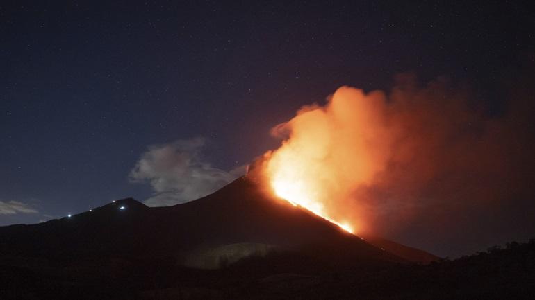Νικαράγουα: Αλλεπάλληλες ισχυρές εκρήξεις στο ηφαίστειο Σαν Κριστόμπαλ