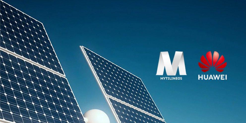 Η MYTILINEOS διευρύνει τη συνεργασία της με τη Huawei