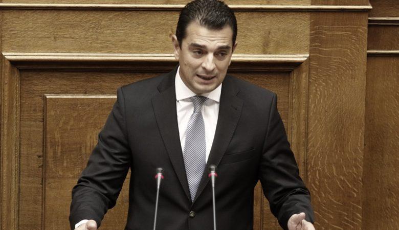 Σκρέκας: Τηλεφωνική επικοινωνία με την υπουργό Προστασίας Περιβάλλοντος του Ισραήλ