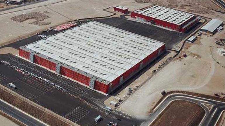 ΕΡΓΟΣΕ: Παραλαβή του Εμπορευματικού Κέντρου Θριασίου Πεδίου
