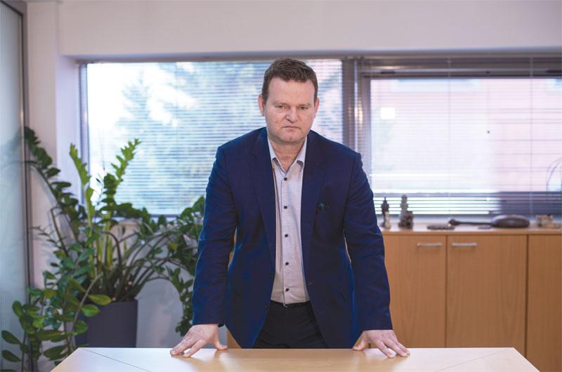 Νίκος Γιαννουσάς: «Για τη Volvo η μετάβαση στην ηλεκτρική εποχή είναι αμετάκλητη»