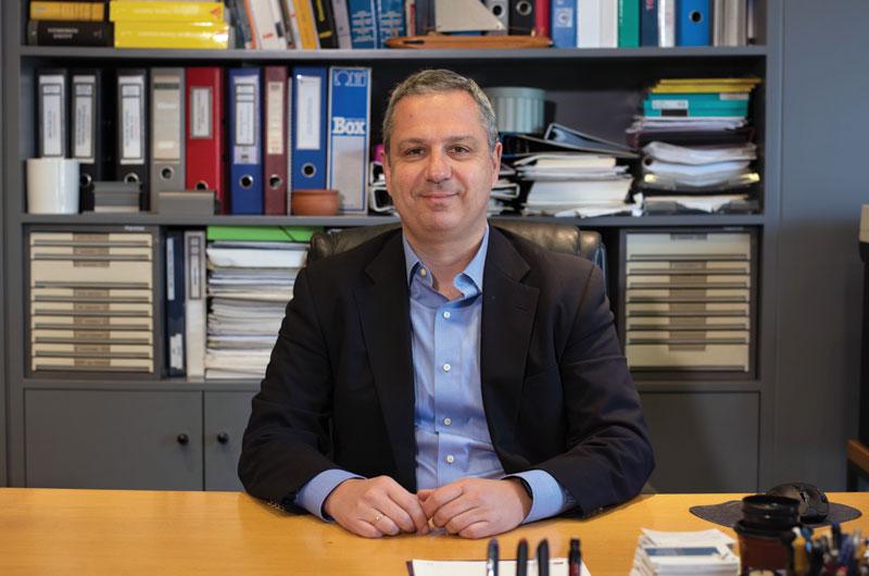 Π.Λαδακάκος (ΕΛΕΤΑΕΝ): «Η συμμετοχή της αιολικής ενέργειας στο ενεργειακό μείγμα είναι καθοριστική»