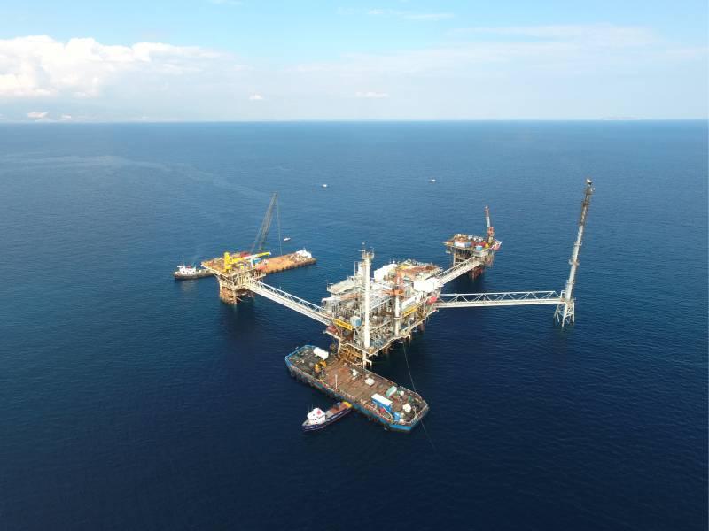 Energean: Λειτουργικές ζημιές 83,4 εκατ. ευρώ το 2020