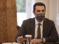 Kyriakos Mitsotakis, Prime Minister, Greece, Κυριάκος Μητσοτάκης