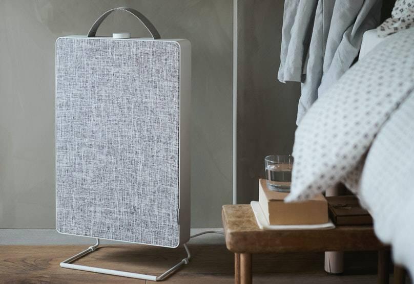 Βελτιώστε την ποιότητα του αέρα που αναπνέετε στο σπίτι με τον καθαριστή αέρα FÖRNUFTIG της ΙΚΕΑ