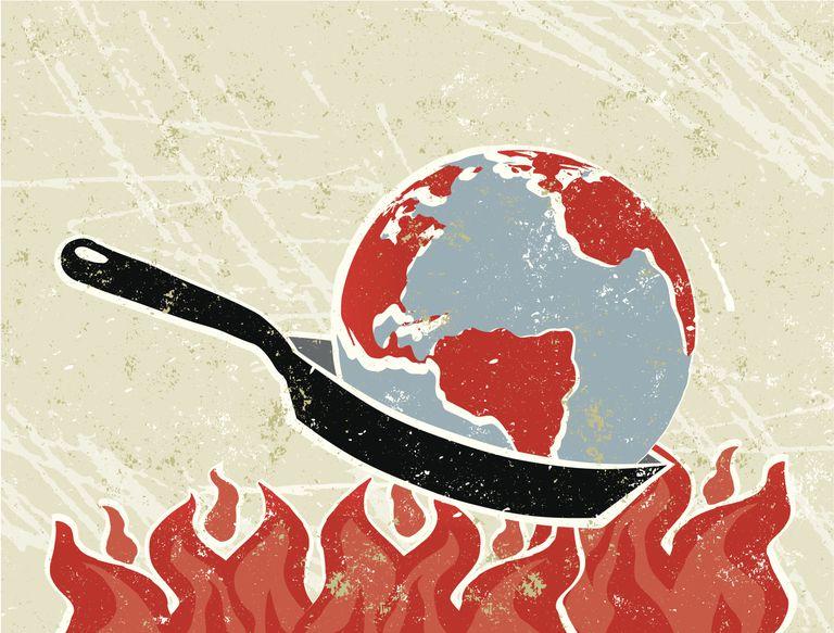 Έρευνα: Το 98% των Ελλήνων θεωρεί την κλιματική αλλαγή σοβαρό πλανητικό πρόβλημα