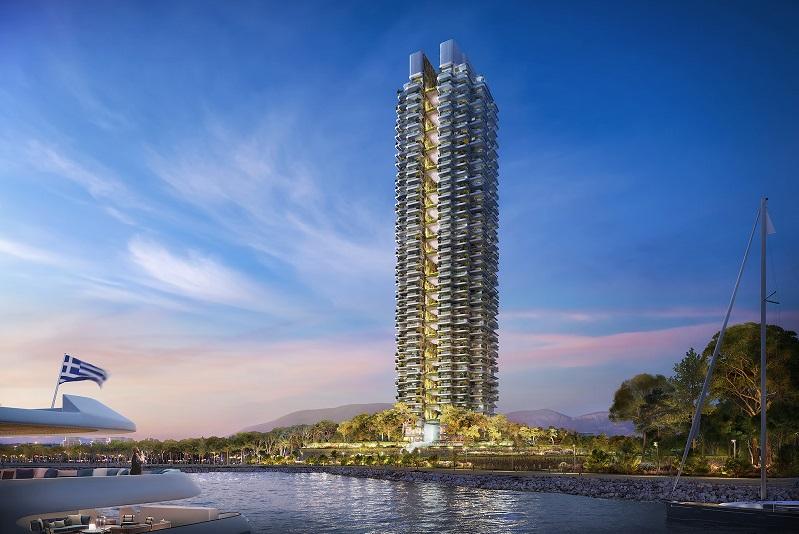 Lamda Development: Σχεδιάζει τον πρώτο «πράσινο» ουρανοξύστη στην Ελλάδα
