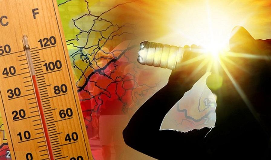 Καύσωνας – Πολιτική Προστασία: Οδηγίες προστασίας των πολιτών από τις υψηλές θερμοκρασίες