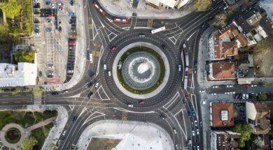 Slavija Roundabout