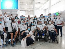 2021.08.17-Team Check in Paralympic_Tokyo2020
