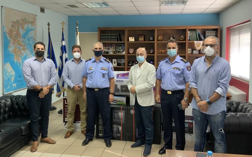 INTERAMERICAN και Anytime στο πλευρό του Πυροσβεστικού Σώματος Ελλάδος