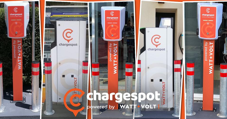 WATT+VOLT: Η ηλεκτροκίνηση βρίσκεται σταθερά σε πλάνο ανάπτυξης μέσα από τη διεύρυνση του δικτύου Chargespot