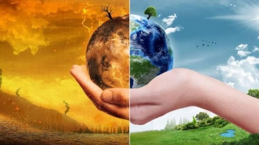 Κλιματική αλλαγή: Στοιχίζει στον πλανήτη 383 εκατ. δολάρια την ημέρα