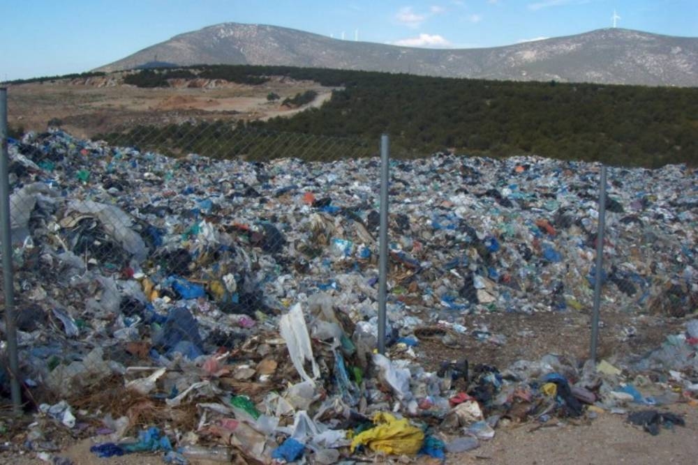 Kατά 32% μείωσε η χώρα μας τα πρόστιμα από την Ευρωπαϊκή Ένωση για τους παράνομους χώρους ανεξέλεγκτης διάθεσης αποβλήτων