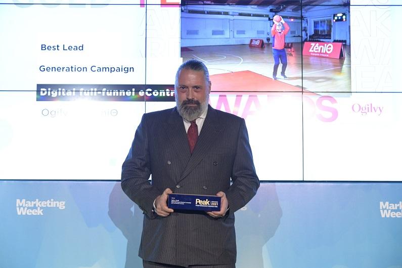 Διπλή Βράβευση για τη ΖeniΘ στα φετινά Peak Awards